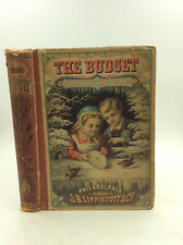 THE BUDGET, A Picture and Story Book for Boys and Girls by Uncle Herbert - 1877