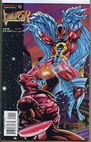 Visitor 1995 series # 1 near mint comic book