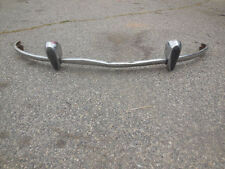 Triumph Spitfire Early Bumper With Overriders