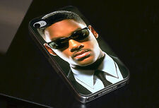 Will Smith Men In Black Phone Case Fits iPhone 4 4s 5 5s 5c 6