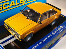 SCALEXTRIC FORD ESCORT MK II MEXICO, LTD EDITION, WITH DPR, NEW ITEM, VERY RARE