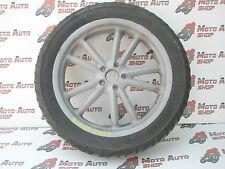 Ruota cerchio posteriore Piaggio Beverly 125 200 250 (4)