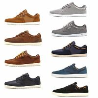 Etnies Dory & Dory SMU Leather, Suede & Textile Trainers in Wide Range of Colour