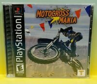 Motocross Mania  ~ Playstation 1 2 PS1 PS2 Game Nice Clean Disc Complete 1 Owner