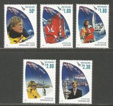 New Zealand 2009 Sir Peter Blake, Yachtsman--Attractive Topical (2283-87) MNH