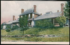 BLOSSBURG PA Cottage State Hospital Antique Postcard