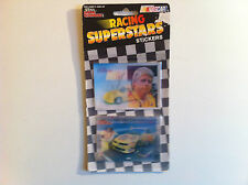 Racing Champions - Nascar - Stickers Bobby Hamilton (2 hologrammes autocollants)