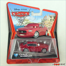 Disney Pixar Cars 2 Carlo Maserati #25