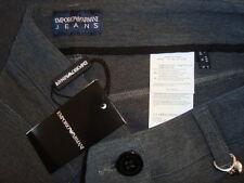 NWT EMPORIO ARMANI JEANS *PANTALONE* Stretch Skinny Pant Made in Romania Sz 6