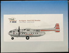 F-RSIN Models 1/144 S.N.C.A.N. NORD 2502 NORATLAS CGTA Air Algerie