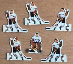 1960's Munro Table  Hockey Players -Chicago Blackhawks