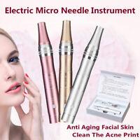 0.25mm-2mm Electric Micro Needle Instrument Derma Pen Anti Aging Facial Skin