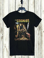 THE GOONIES MOVIE T-SHIRT XS-5XL UNISEX FREE SHIPPING RETRO VINTAGE CULT COMEDY