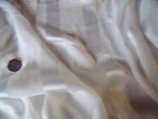 Burnout SATIN Stripe chiffon-ivory - Abito / ABITI DA SPOSA in Tessuto-Gratuito P+P