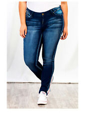 YMI Wannabettabutt Skinny Legging Juniors Plus Size 22 Women's Jeans Stretch NEW