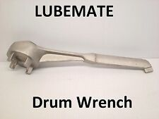 "Lubemate L-DWA Aluminium Drum Wrench 2"" and 3/4"" Non Sparking"