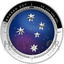 2012 SILVER AUSTRALIA SOUTHERN SKY SERIES - CRUX - WITH ALL OGP AND COA - FIRST