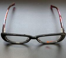 NIKE Eye Glasses kids pink tortoise 50 MM