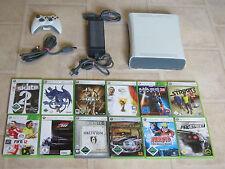 Xbox 360 Konsole komplett mit 5 Gratis Spiele + Controller