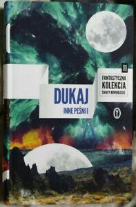 INNE PIESNI I Jacek Dukaj   Polish book polska ksiazka   Paperback 2006