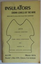 1979 INSULATORS CROWN JEWELS OF THE WIRE -  MARCH                (INV18021)