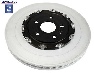 ACDelco GM Genuine Parts Front Passenger Right Side Disc Brake Rotor Camaro CTS