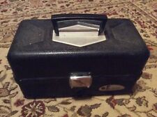 Old Vintage Sears Ted Williams 63415 Fishing Tackle Box Great Condition
