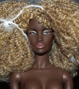 Integrity Toys Still Poppin Keeki Adaeze Basic Doll Meteor ~ nude doll