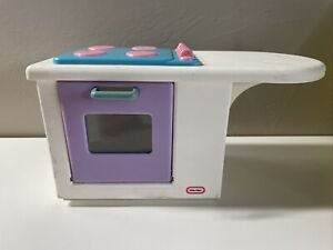 Little Tikes My Size Dollhouse Doll Accessories Furniture Kitchen Stove Top Oven