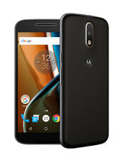 Motorola Moto G 4th Generation XT1625 - 32GB - Black Unlocked Smartphone