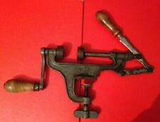 Antique Lever Action Bench Cartridge Closer Loading Tool Gun Implement