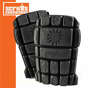 Scruffs Knee Pads Hardwearing (Work Trouser Inserts) - Trade / Pro / Worker Plus