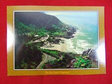 Vintage Original Pacific Coast Highway, Oregon Uncirculated Postcard