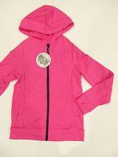 New tag NWT Womens North Face Pink Backyard Fave Full Zip Hoodie Sweatshirt XS