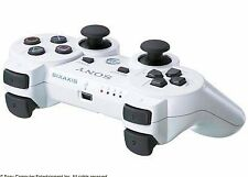 Used Ps3 Wireless Controller (Sixaxis) White F/S
