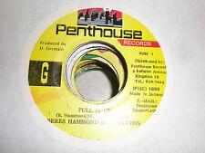 Beres Hammond/Buju Bantan 45 Pull It Up PENTHOUSE RECORDS