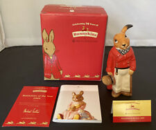 Royal Doulton Bunnykins Of The Year 2009 Huntsman Db470 Figurine Box Coa