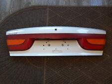 00-02 Saturn S Series SL Rear Trunk Reflector Panel WA9566