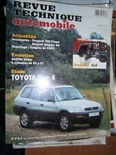 Toyota RAV 4 : revue technique RTA 597