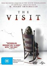 The Visit NEW R4 DVD