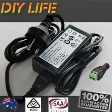 AU 12V 4A, SAA Power Supply Charger Transformer 3528 5050 LED Strips Adapter
