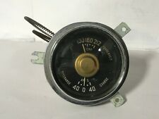 1949 PLYMOUTH TEMPERATURE & AMMETER INSTRUMENT CLUSTER 49