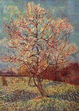 The Pink Peach Tree (Vincent van Gogh), jigsaw puzzle, 520mm×380mm, 500pcs
