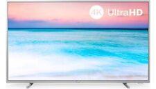 Philips Smart TV 4K 50 Pollici Televisore LED T2 S2 Internet TV 50PUS6554 ITA