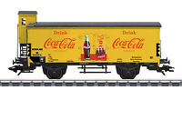 "Märklin H0 48936 Güterwagen G 10 ""Coca-Cola"" der NS ""Neuheit 2019"" - NEU + OVP"