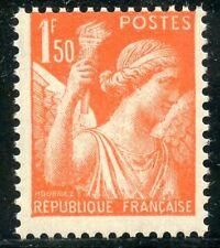 STAMP /  TIMBRE FRANCE NEUF N° 435 ** TYPE IRIS
