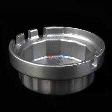 Oil Filter Wrench Cap Remover 6 & 8 Cylinder Engines For Toyota Lexus Silver