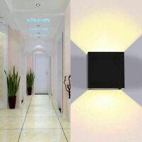 Moderne COB LED mur Lumière Intérieur De plein air Éclairage Appliques murales