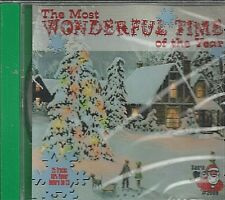 THE MOST WONDERFUL TIME OF THE YEAR - CD - BRAND NEW