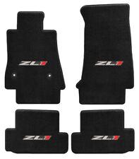 New! 2016-2020 Carpet Camaro Floor Mats Embroidered ZL1 Logo 2, 4Pc Set Classic